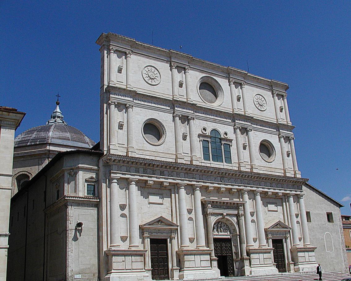 Basilica of San Bernardino
