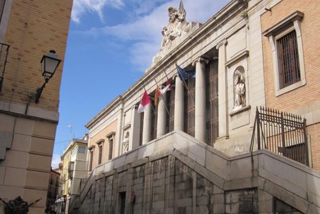 Palacio del Cardenal Lorenzana